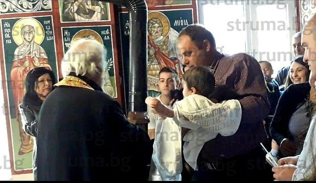 Втора двойка близнаци се родиха в семейството на Костадин и Цветелина Ламбови от с. Бистрица, кметът ще им бъде кръстник