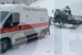 Скиор пострада тежко в м. Бодрост над Благоевград