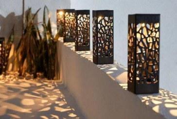 Осветлението в градината -артистичен начин да превърнем мястото в романтична среда, която гали окото и сетивата