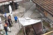 Ями 4/4 м зейнаха в Елешница и притесниха жителите, кметът успокои, че проблемът е решен