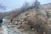 Проливните дъждове предизвикаха наводнения в Белица, свлачища в Разложко, срутище затвори пътя за Филипово, прекъсна електрозахранването