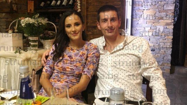 Волейболистът криминолог от Разлог Р. Попов стана татко за първи път