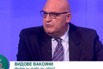 Д-р Николай Брънзалов: Заразните болести се борят с мерки, лекарства и ваксини