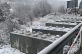 Зам.-министърът на регионалното развитие и благоустройството Н. Нанков провери укрепването на подкопания участък от пътя край Градево