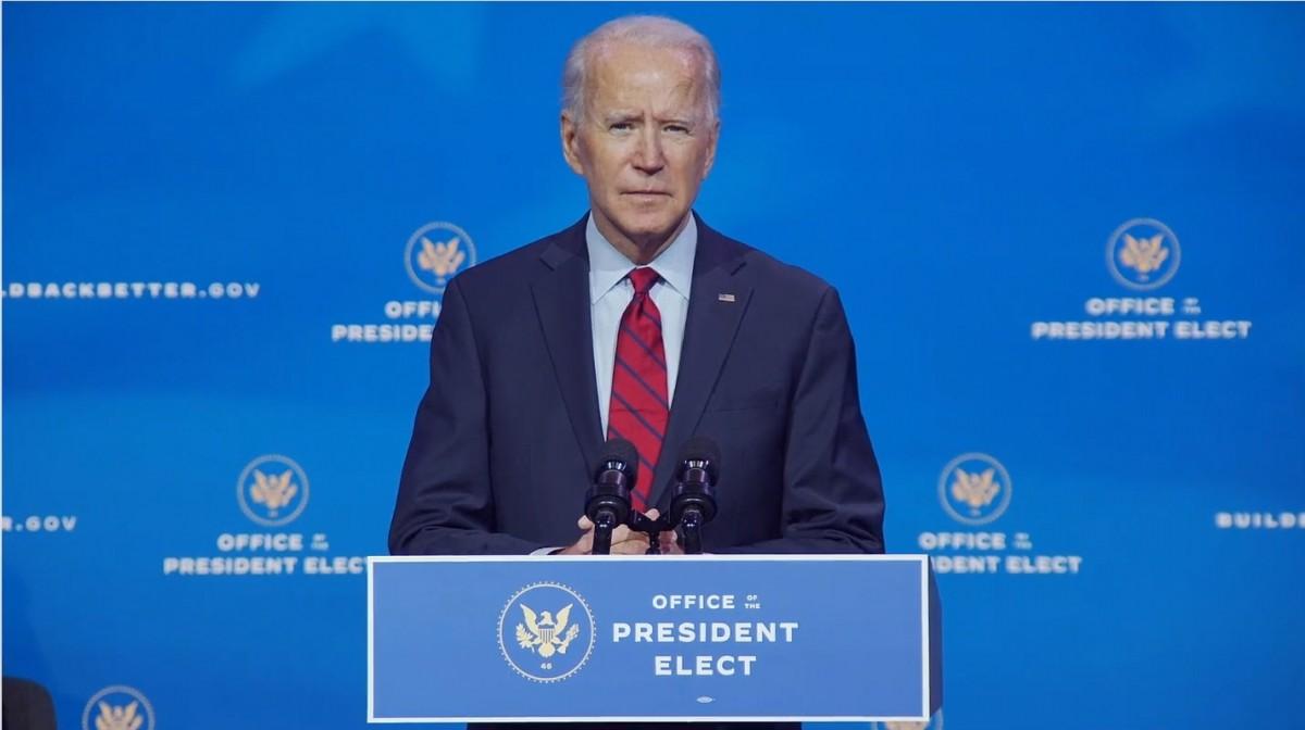 Джо Байдън се закле като президент на САЩ
