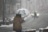 Oблачна неделя с валежи от дъжд и сняг