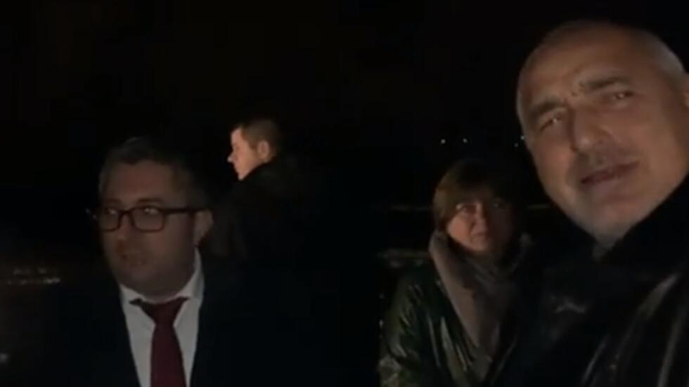 Премиерът провери ситуацията в Перник