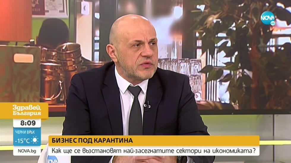 Томислав Дончев: До седмица ще имаме ясно и конкретно решение за мерките