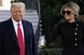 Доналд Тръмп и Мелания напуснаха Белия Дом: Ще се върнем!