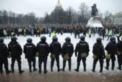 Над хиляда рестувани на демонстрации в Русия в подкрепа на Алексей Навални