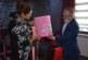 Кметът Ат. Стоянов дари първото бебе за годината в Сандански с проходилка, а АГ отделението с принтер