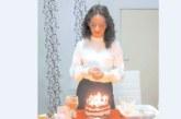 Чаровната абитуриентка Ванеса Чалева празнува 19-и рожден ден: Няма нищо по-хубаво от музика и торта, споделени с приятели