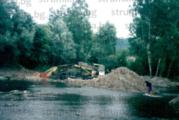 Златна треска край кюстендилското с. Дворище, от 3 куб.м пръст от Струма добивът стигал до грам от жълтия метал