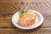 Лесна и вкусна салата с моркови