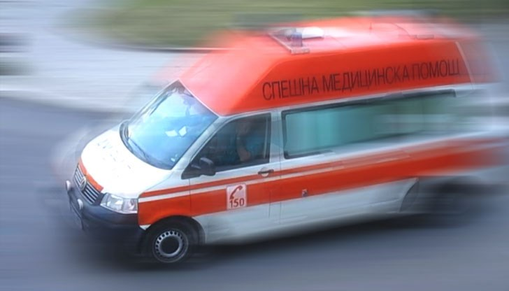 Мъж полетя от осмия етаж в Хасково