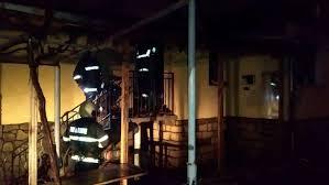 Огнен ужас в Петрич! Къща лумна в пламъци
