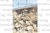 Как се харчат парите по европроекти! Скална маса се стовари върху погълналото 23 млн. лв. сметище край Бучино, кметът Р. Томов търси още 1,7 млн. лв. за укрепване