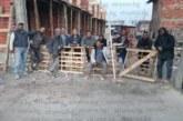 След 4 месеца по чуждите къщи едно от 7-те семейства, останали без покрив след големия пожар в Разлог, се нанесе в новия си дом