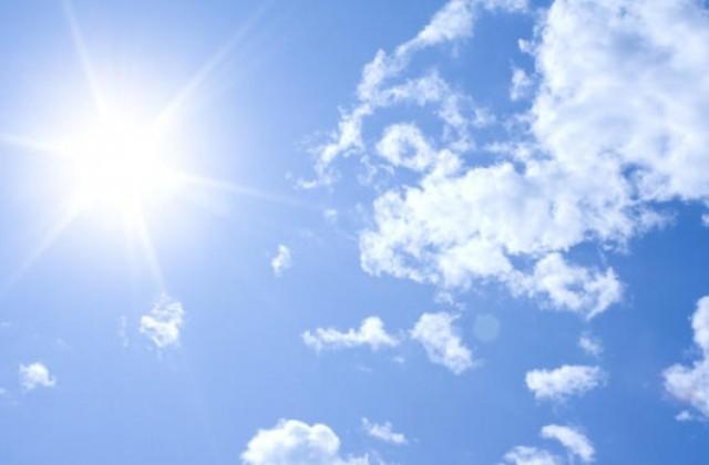 Слънчево със слаб вятър до обяд, после идват облаци