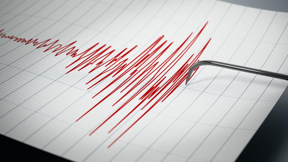 5,1 по Рихтер удари Гърция