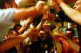 Учени откриха защо първата глътка бира се услажда най-много