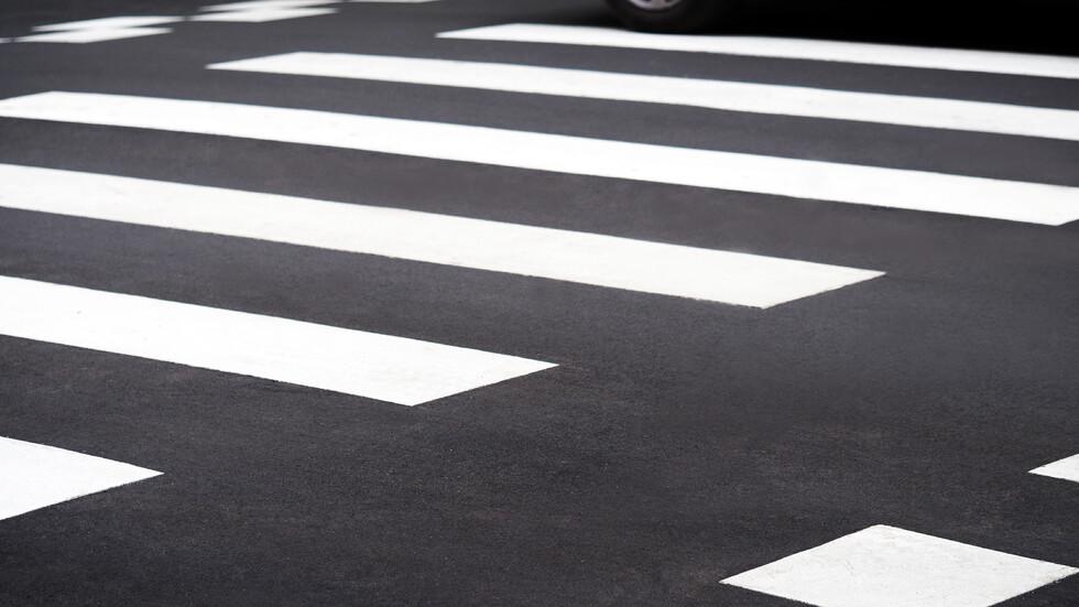 Пометоха жена на пешеходна пътека в София