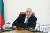 Борисов: Искаме електронен паспорт за ваксинирани и преболедували, за да пътуват свободно