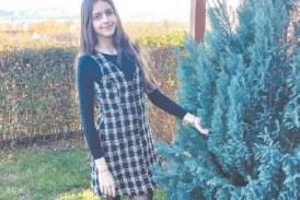Ученичка от ПМГ в Гоце Делчев спечели награда с оригинален проект