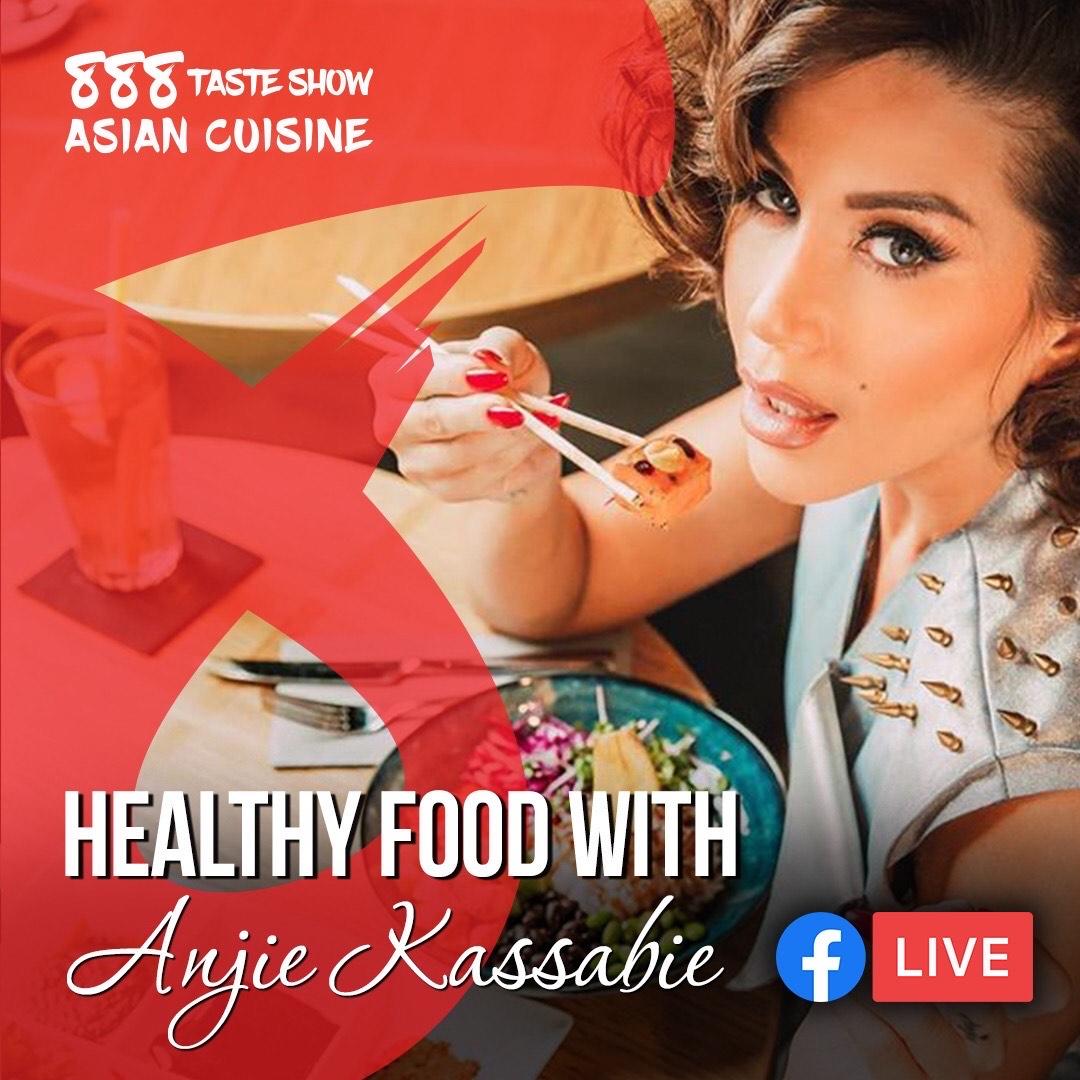 Здравословни  888 суши предложения от д-р Енджи Касабие