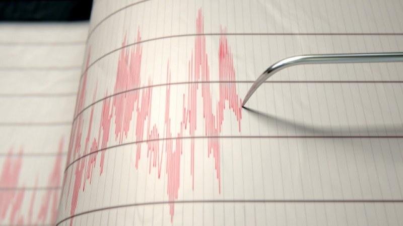 Земетресение край Банско