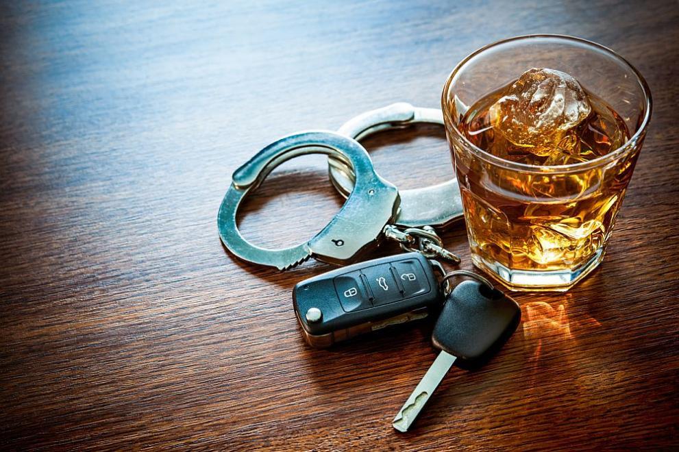 Девет месеца затвор за подсъдим, шофирал с 3.22 промила алкохол в кюстендилското с. Жиленци