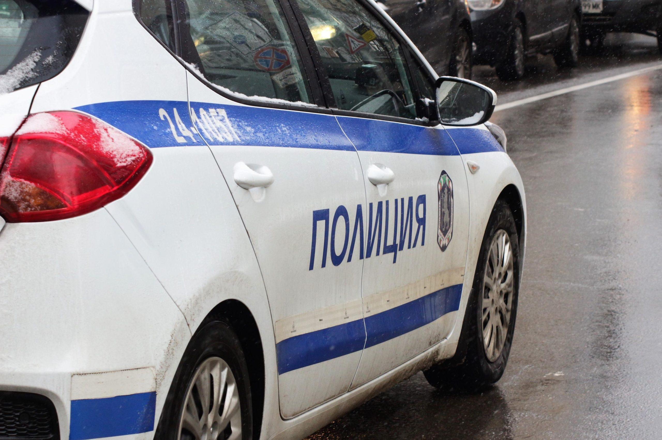 Екшън в полунощ вдигна на крак полицията в Кюстендил, има задържани