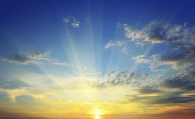 Ще се радваме на слънце днес, максималните температури между 13° и 18°