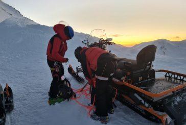 """Временно е спряна акцията по издирването на изчезналия сноубордист в Рила над ски зона """"Картала"""""""