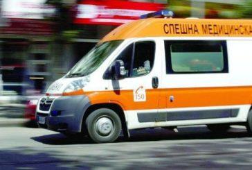 Катастрофа в Кюстендилско! Транспортираха в болница потрошена жена
