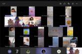 С онлайн изложба на тематични рисунки учениците от Долно Осеново отбелязаха Деня на търпението
