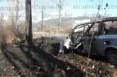 34-г. рилчанин, който се заби с форда си в топола на пътя за Рилския манастир, в болница в тежко състояние, преди 15 г. брат му, свещеник, загинал в катастрофа на същото място