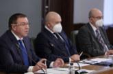 Министър Ангелов: Наблюдава се тенденция за плавно покачване на заболеваемостта от COVID-19