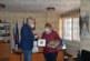 Кметът на Разлог Кр. Герчев със специален поздрав към Здравка Кадурина за пенсионирането й