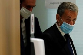 Осъдиха Никола Саркози на затвор по обвинение в корупция