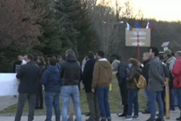 Протест в подкрепа на Навални в София