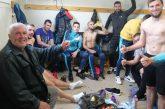 """""""Аржентинците"""" от Падеш се измъкнаха на косъм от издънка с най-слабото полувреме, 51-годишен им вкара гол"""