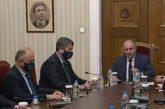 """""""Демократична България"""" на консултации при президента"""