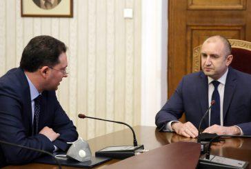 ГЕРБ върна мандата на президента Румен Радев