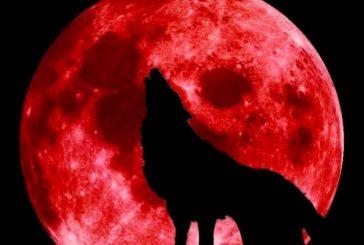 Кървава луна и затъмнение през май ни правят сомнамбули