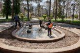Възстановяват фонтана в градската градина на Дупница, след 15 г. откриха какъв е проблемът