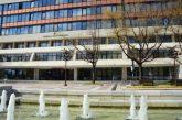 Застрояването на паркинга зад съда в Благоевград в ръцете на ОбС