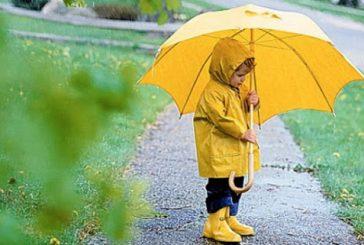 Oблачно с краткотрайни валежи от дъжд