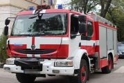 Микробус горя в сандансското село Поленица