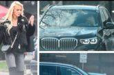 Натали Трифонова на маникюр с джип за четвърт милион